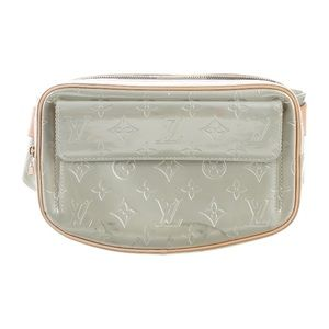 Louis Vuitton Vernis Fulton Belt Bag